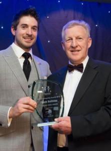 Frank award winner