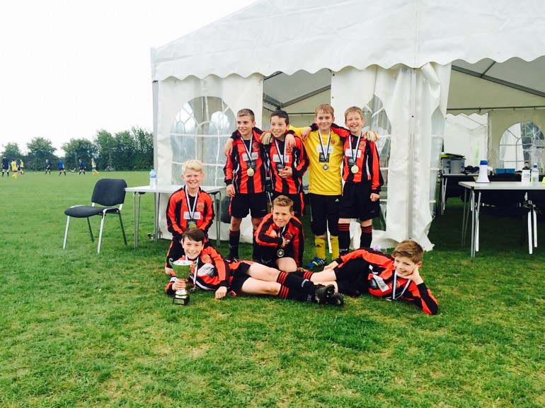 Crowle tournament Winners