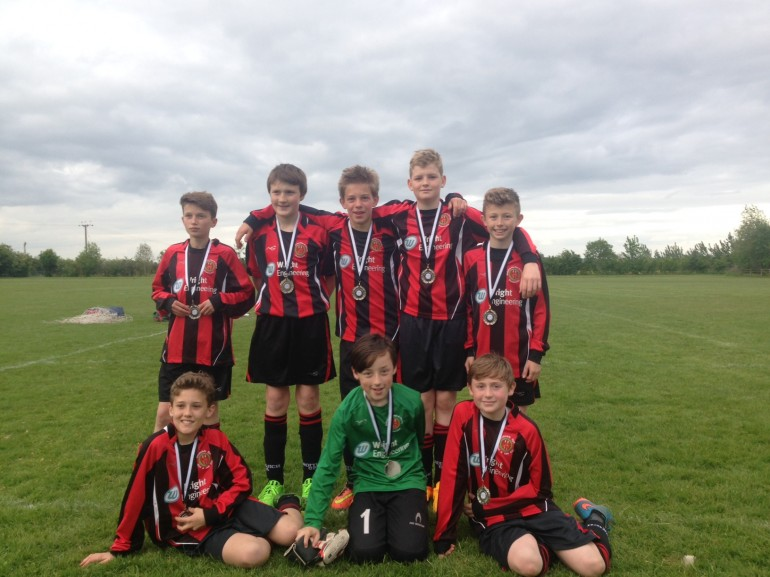 U12 Hornets Runners Up