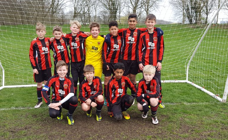 U12 Pirates reached the Finals of the MJPL Cup