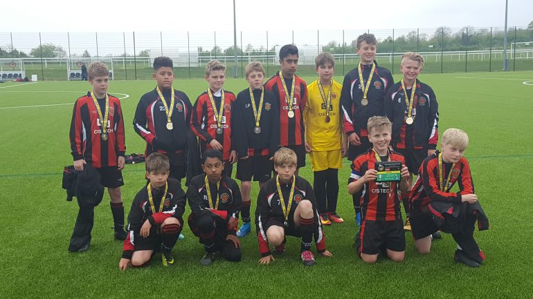 U12 Pirates finish Runners Up