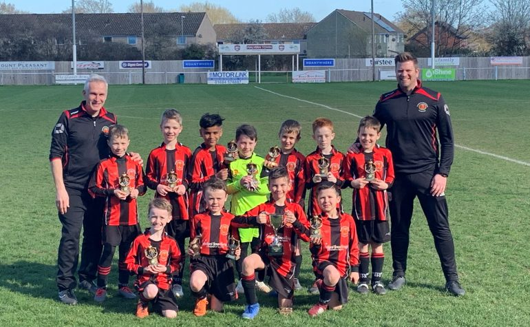 Cup win for Droitwich Spartaks